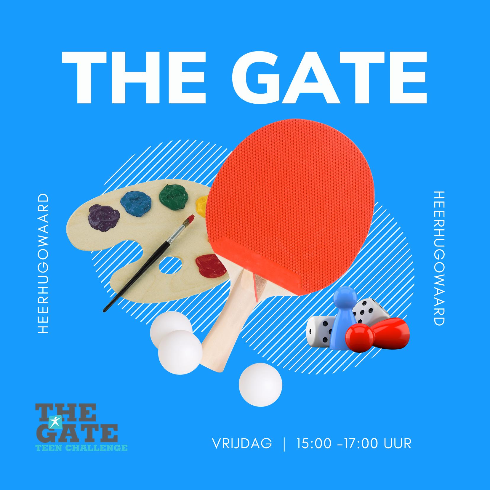 The Gate open voor (school)jeugd