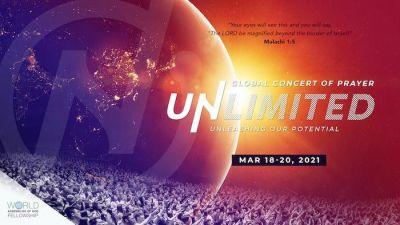 Global Concert of Prayer 2021