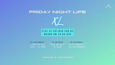 Friday Night Life jeugddienst