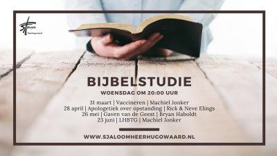 Bijbelstudies over actuele onderwerpen